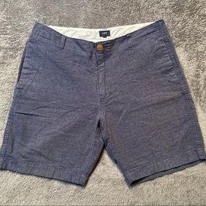 J. crew men's 36W shorts GUC